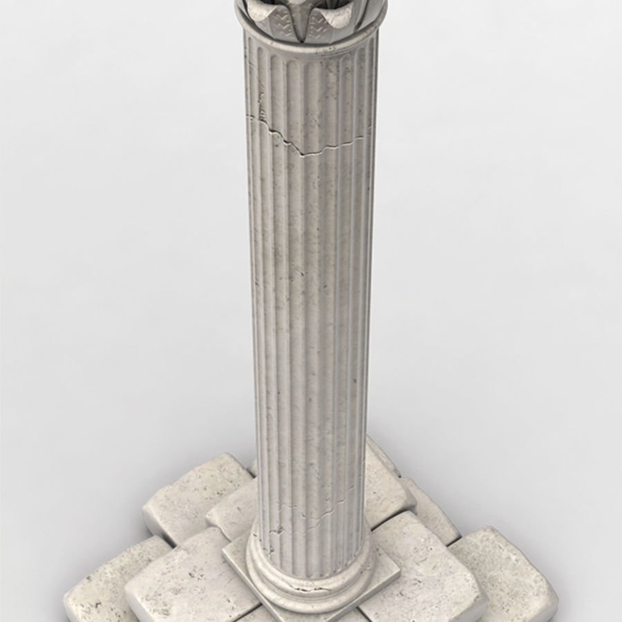 Colonne royalty-free 3d model - Preview no. 4