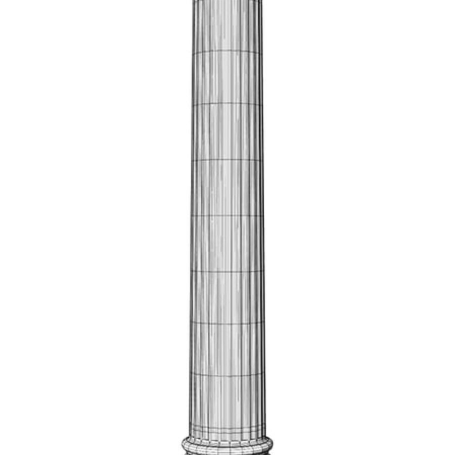 Column royalty-free 3d model - Preview no. 5