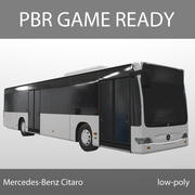 Mercedes-Benz Citaro PBR Game Ready 3d model