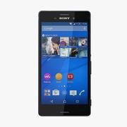Sony Xperia M4 Aqua 3d model
