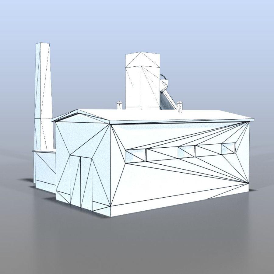 炭鉱 royalty-free 3d model - Preview no. 9
