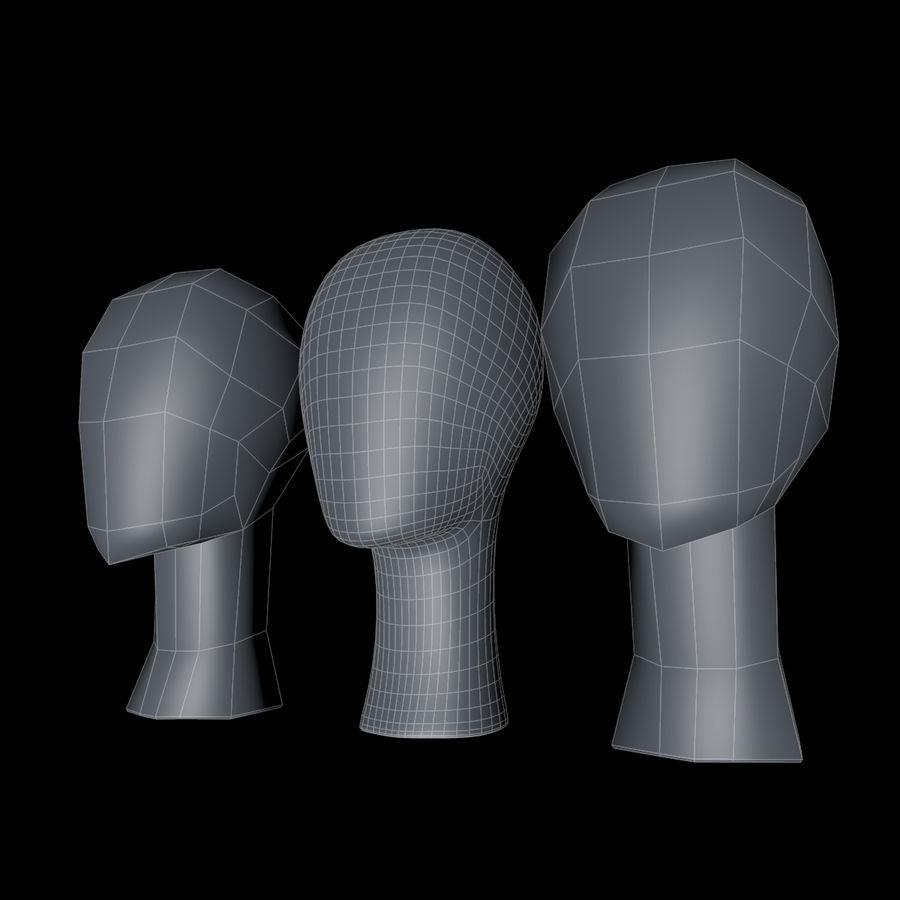 3 подставка для дисплея royalty-free 3d model - Preview no. 10