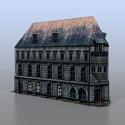 Baltische huis v5 3d model