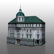 Polish house v2 3d model
