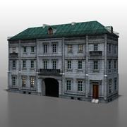 Polish house v12 3d model