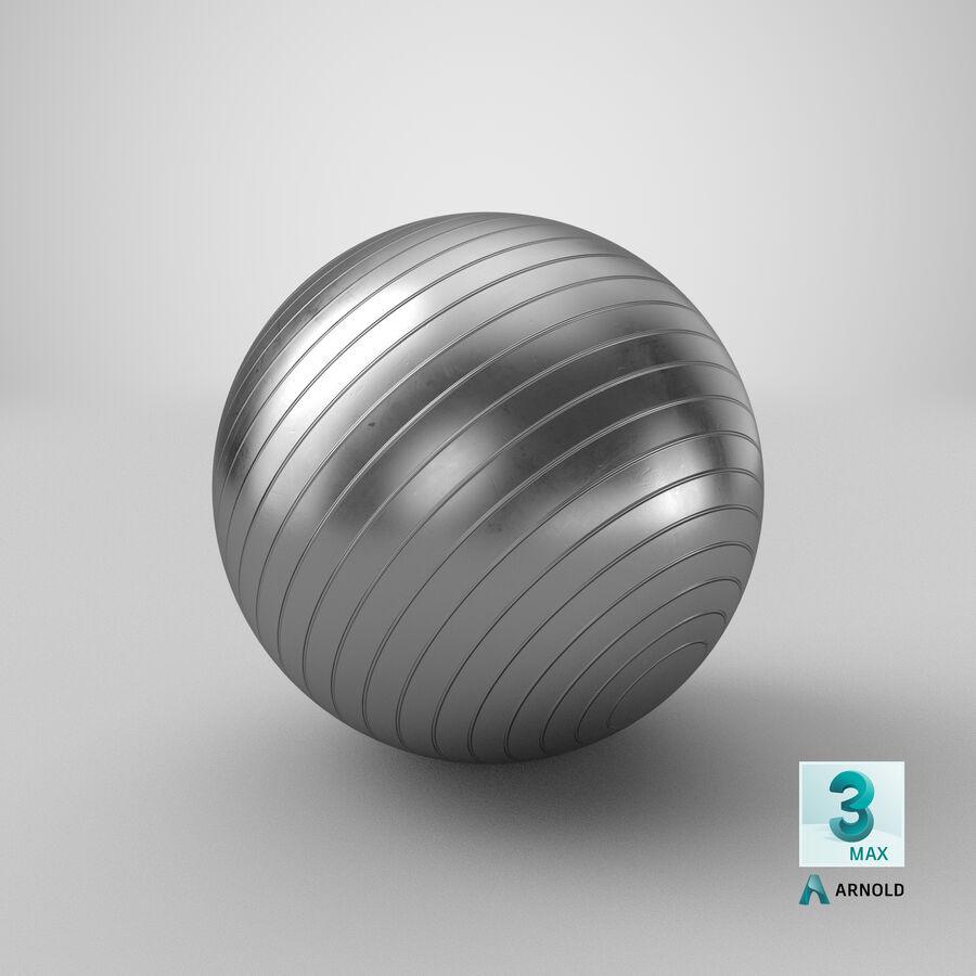 Balle de gymnastique anti-éclatement royalty-free 3d model - Preview no. 20