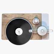 STRIPT AND TURNT! (TURNTABLE) 3d model