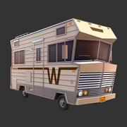 Samochód kempingowy Winnebago 3d model