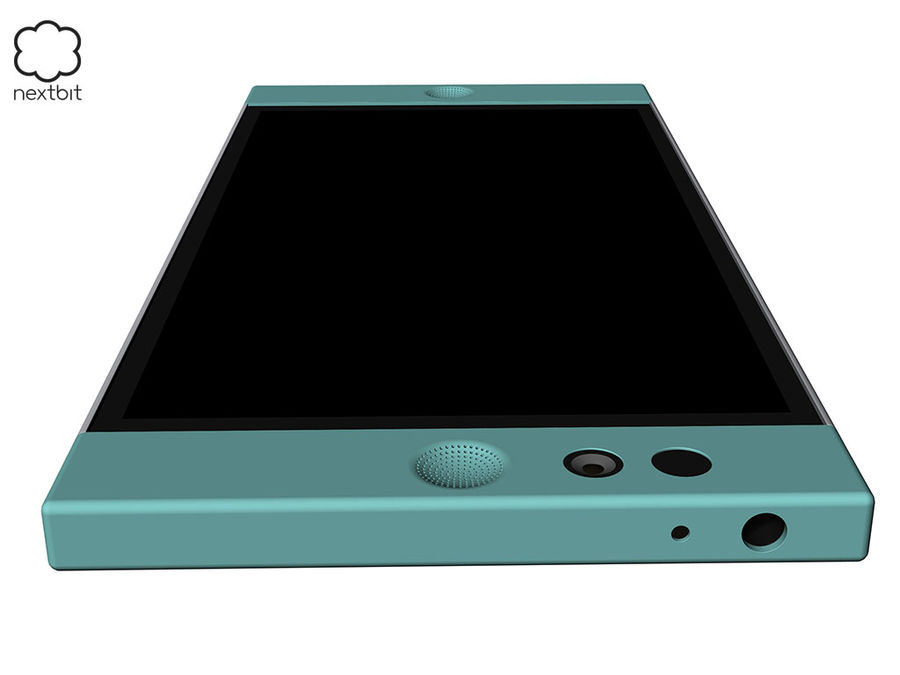 Nextbit Robin-smartphone (+ NURBS) royalty-free 3d model - Preview no. 11