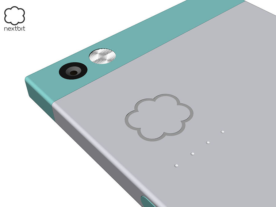 Nextbit Robin-smartphone (+ NURBS) royalty-free 3d model - Preview no. 15