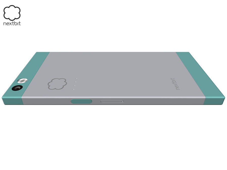 Nextbit Robin-smartphone (+ NURBS) royalty-free 3d model - Preview no. 13