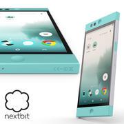 Smartphone Nextbit Robin (+ NURBS) 3d model