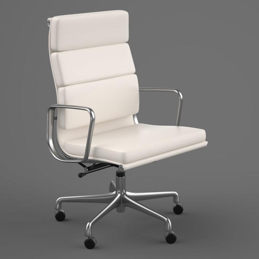 Eames Soft Pad Chair 3D Model $49 -  unknown  max  obj  fbx