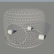 Bahrain Fish Trap 3d model
