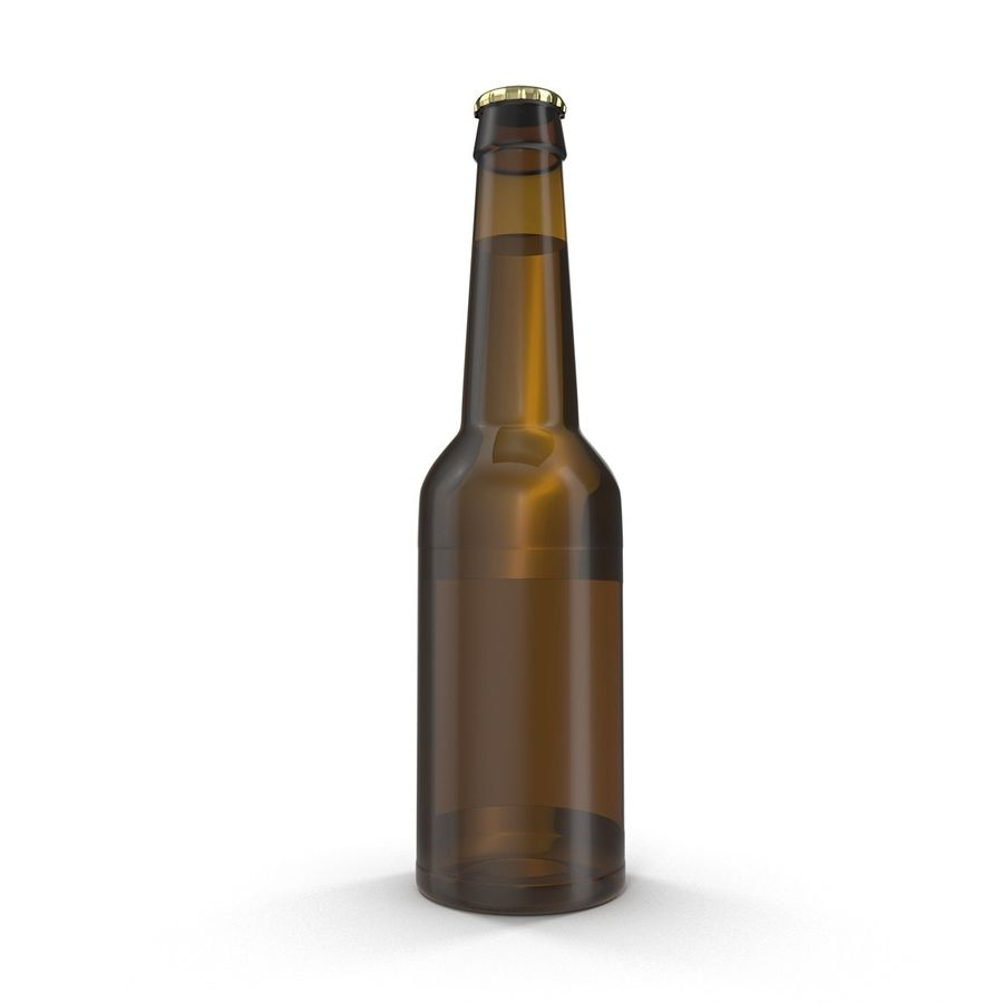 Bottles Collection 2 royalty-free 3d model - Preview no. 37