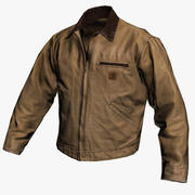Jacket Interstellar Carhartt 3d model
