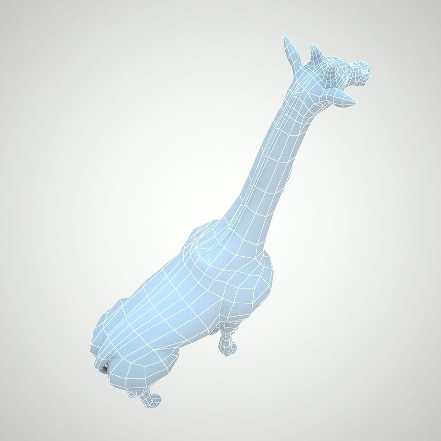 Safari djur samling royalty-free 3d model - Preview no. 16