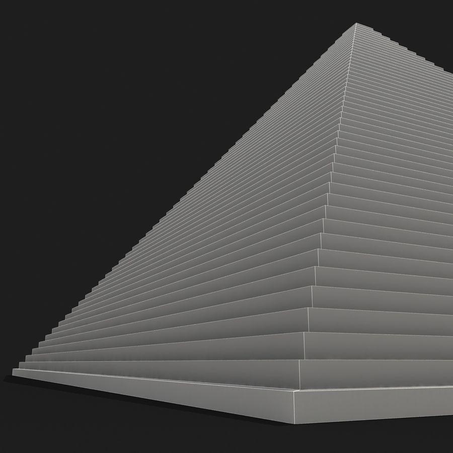 이집트 피라미드 royalty-free 3d model - Preview no. 16