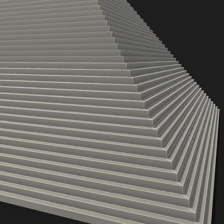 이집트 피라미드 royalty-free 3d model - Preview no. 13