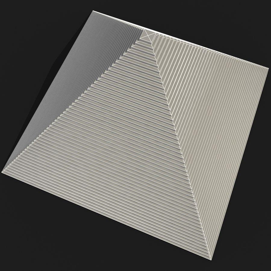 이집트 피라미드 royalty-free 3d model - Preview no. 14