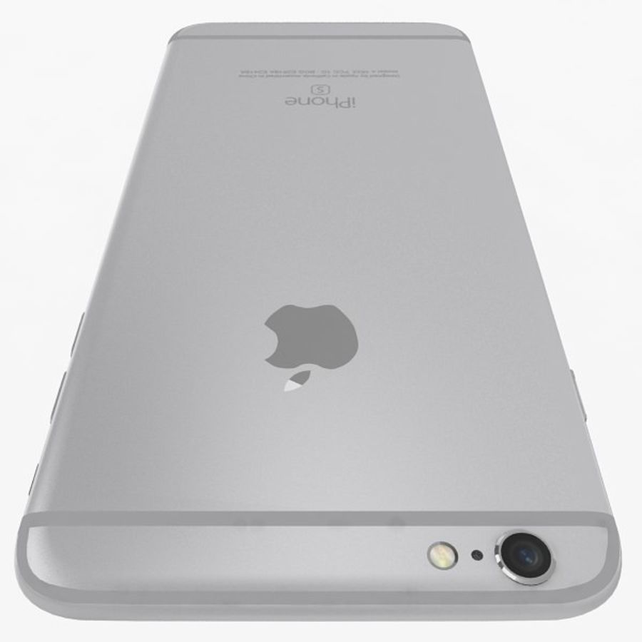 Apple iPhone 6s Plus Collection royalty-free 3d model - Preview no. 26