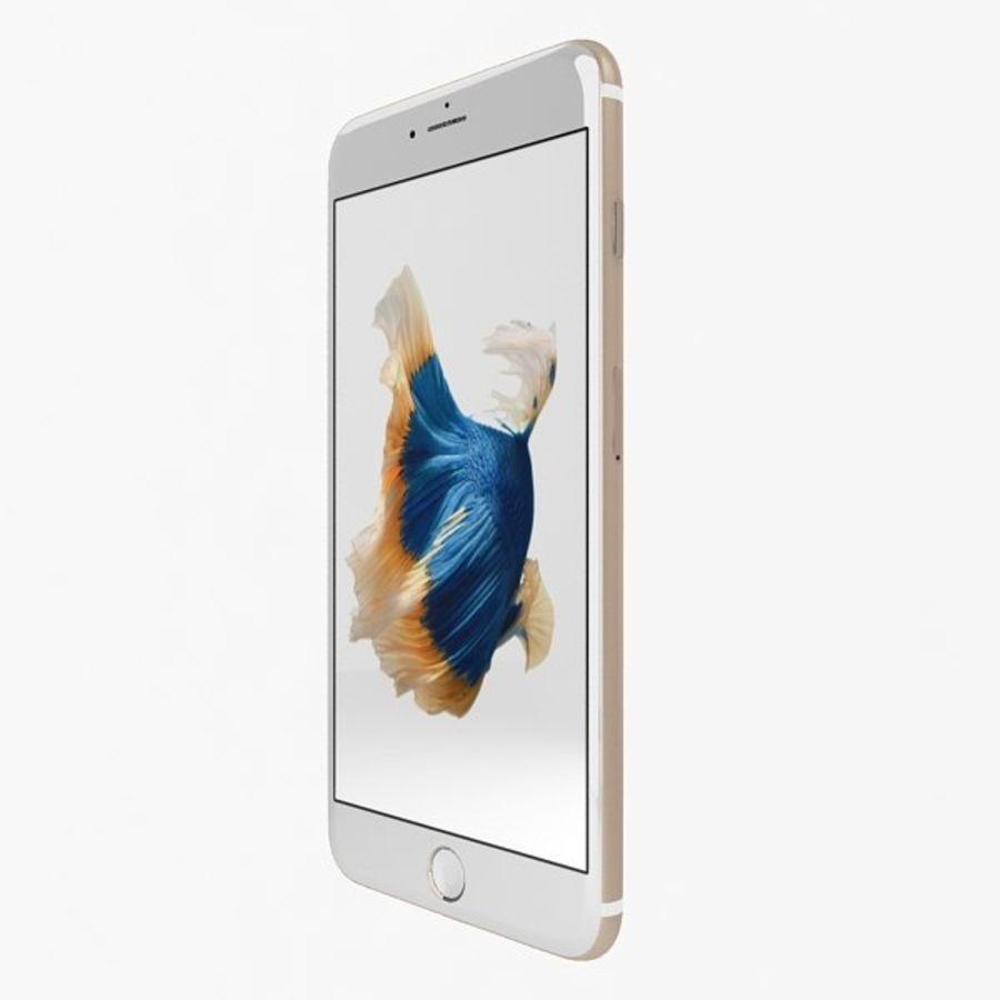 Apple iPhone 6s Plus Collection 3D Model $29 -  fbx  obj  3ds  max