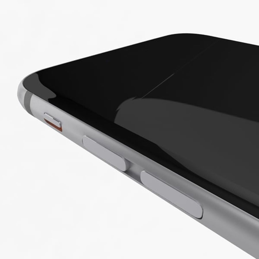 Apple iPhone 6s Plus Collection royalty-free 3d model - Preview no. 38