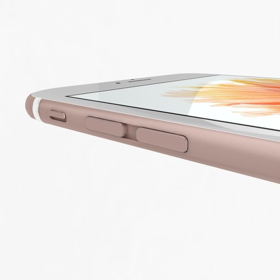 Apple iPhone 6s Plus Collection royalty-free 3d model - Preview no. 21