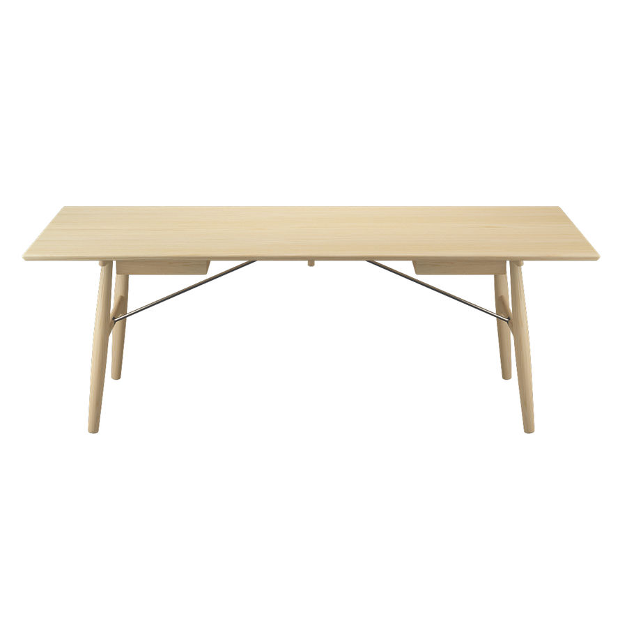 Desk PP571 - Hans J Wegner royalty-free 3d model - Preview no. 10