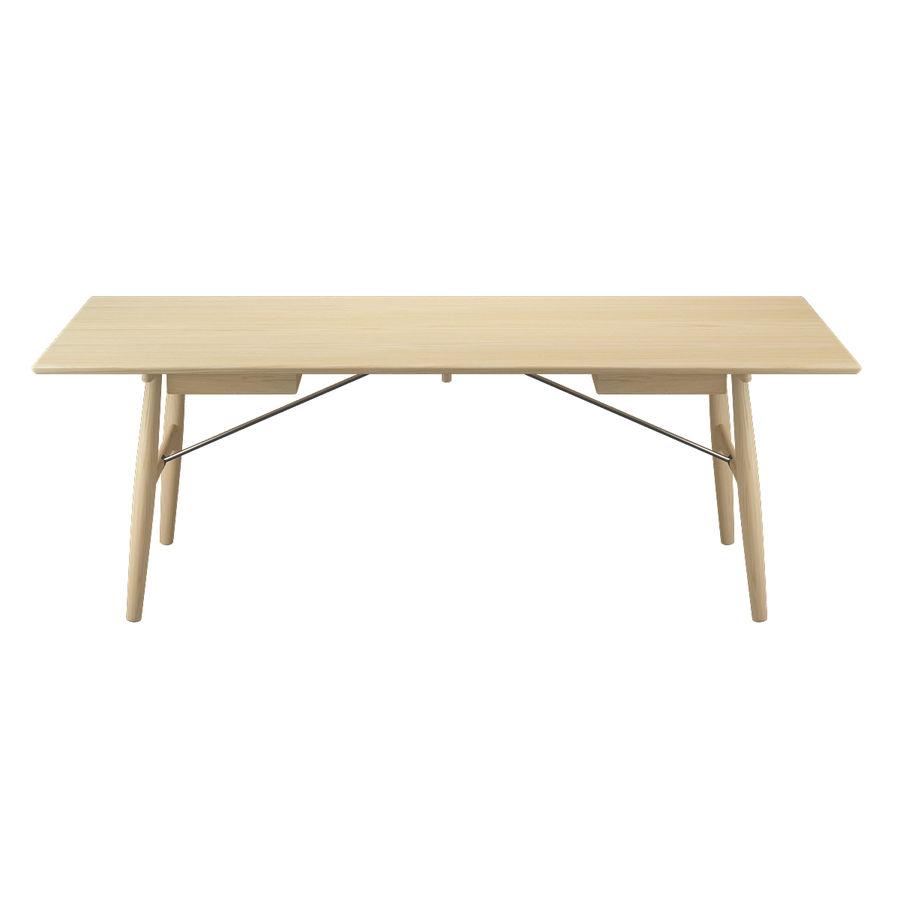 Desk PP571  -  Hans J Wegner royalty-free 3d model - Preview no. 10