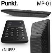 Punkt MP 01 3d model