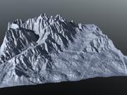 Valley ärr 3d model