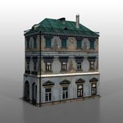 波兰之家v4 3d model