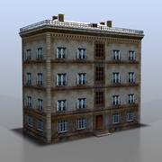 Casa da Rússia v3 3d model