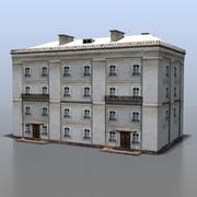 House of Ryssland v4 3d model
