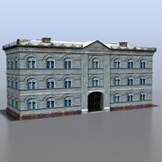 House of Ryssland v6 3d model