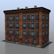 House of Ryssland v7 3d model