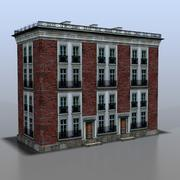 House of Ryssland v9 3d model
