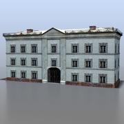 House of Russia v12 3d model
