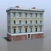 Casa da Rússia v14 3d model