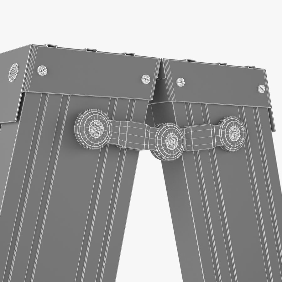 scala royalty-free 3d model - Preview no. 6