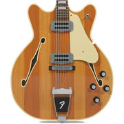 Gitarr: Fender Wildwood / Coronado: Orange Stripes 3d model