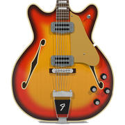 Gitarre: Fender Wildwood / Coronado: Sunburst Finish 3d model
