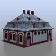 German house v5 3d model