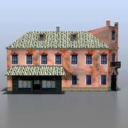 German house v1 3d model