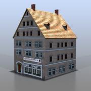 Casa tedesca v10 3d model