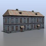 俄罗斯之家v15 3d model