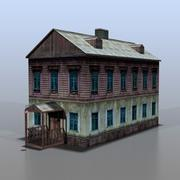 House of Russia v17 3d model