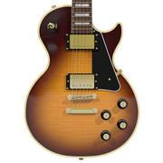 Guitar: Gibson Les Paul Custom: Tobacco Sunburst Finish 3d model