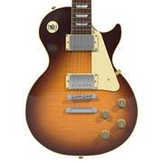 Gitarr: Gibson Les Paul: Tobacco Sunburst Finish 3d model